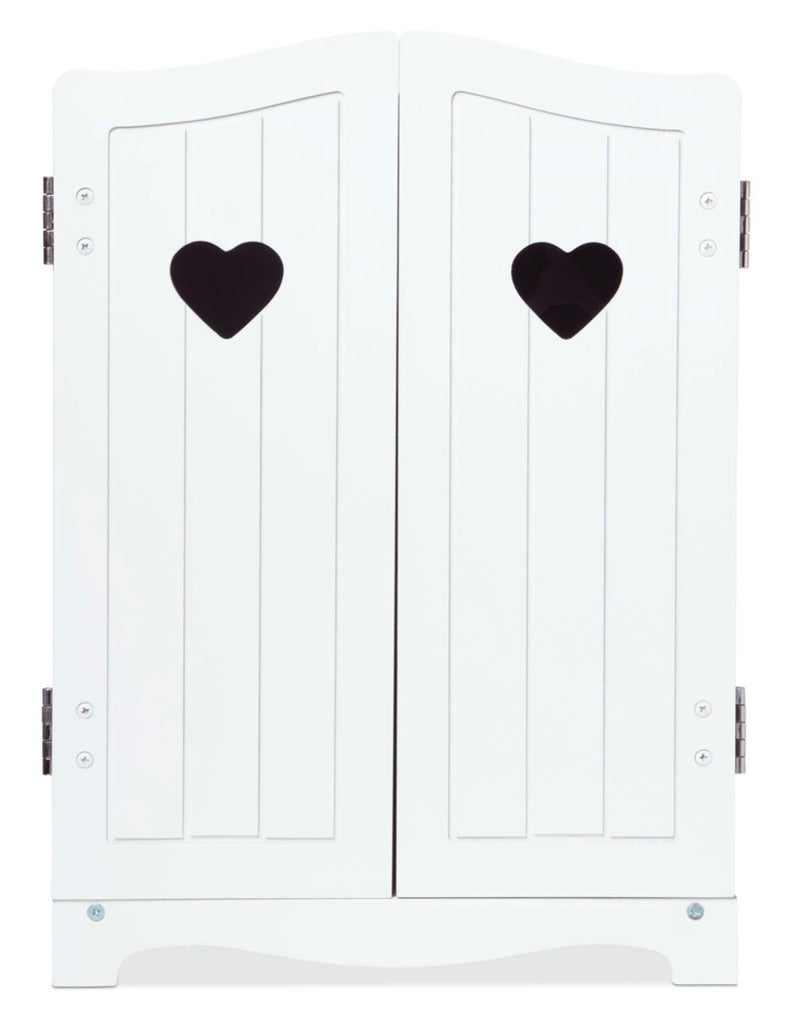 Mine to Love White Armoire