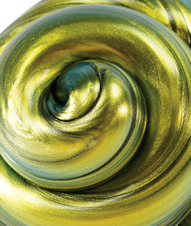Illusion Thinking Putty in Super Oil Slick