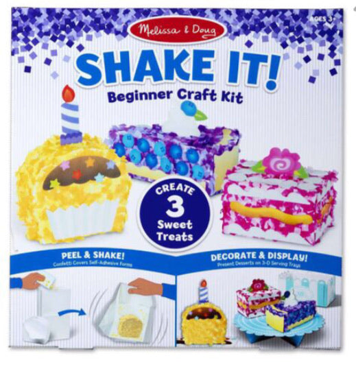 Shake It! Deluxe Sweet Treats Beginner Craft Kit
