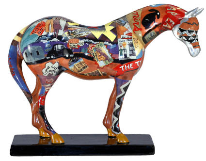 Route 66 Painted Pony 1460