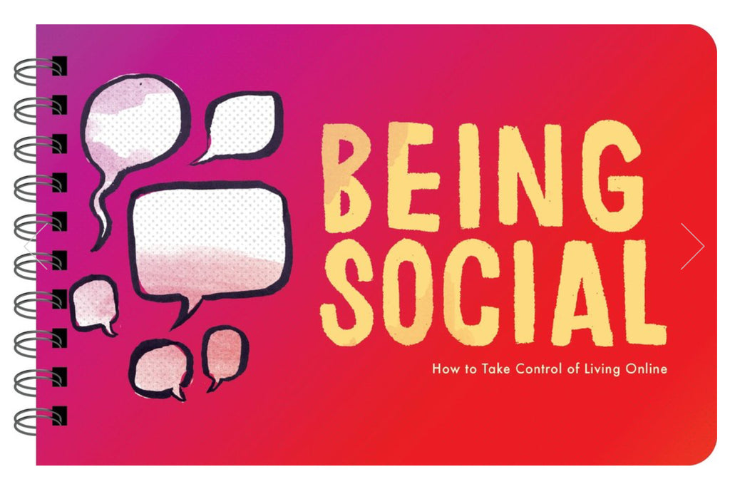 BEING SOCIAL - A SOCIAL MEDIA HELP BOOK