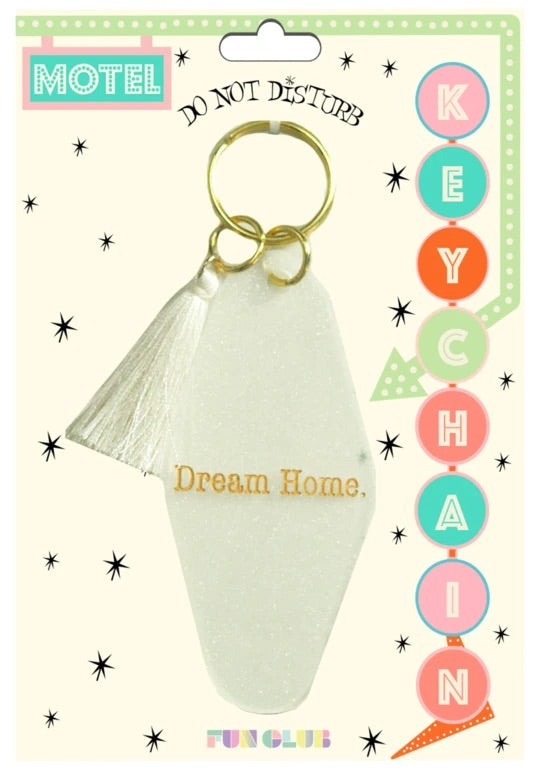 Dream Home Keychain- FC2