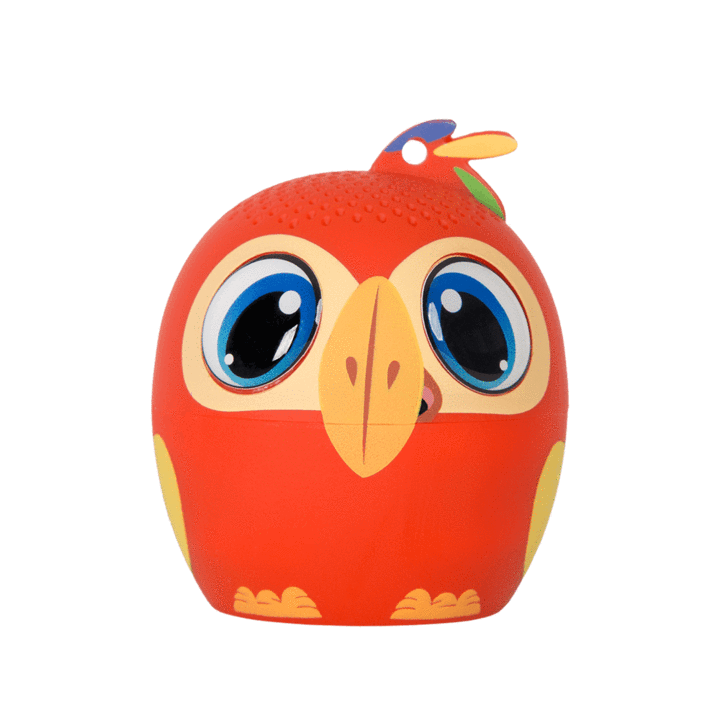 POLLYPHONIC the Parrot! Pet Audio Speaker