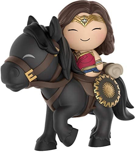 Dorbz Wonder Woman with Horse