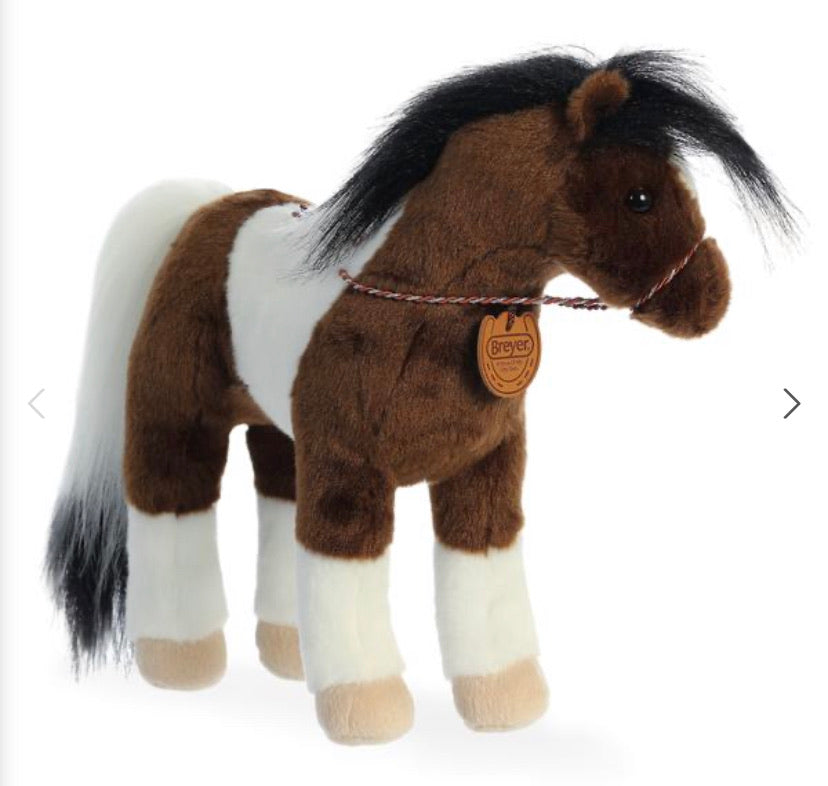 "Aurora Breyer Showstoppers - 13"" Paint Horse"
