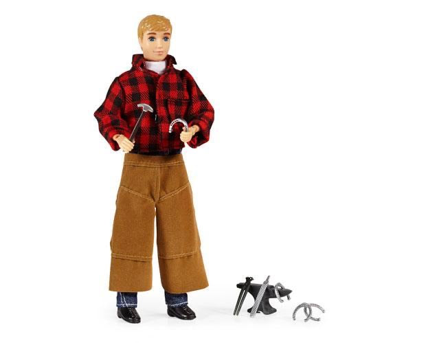 Breyer Farrier Jake