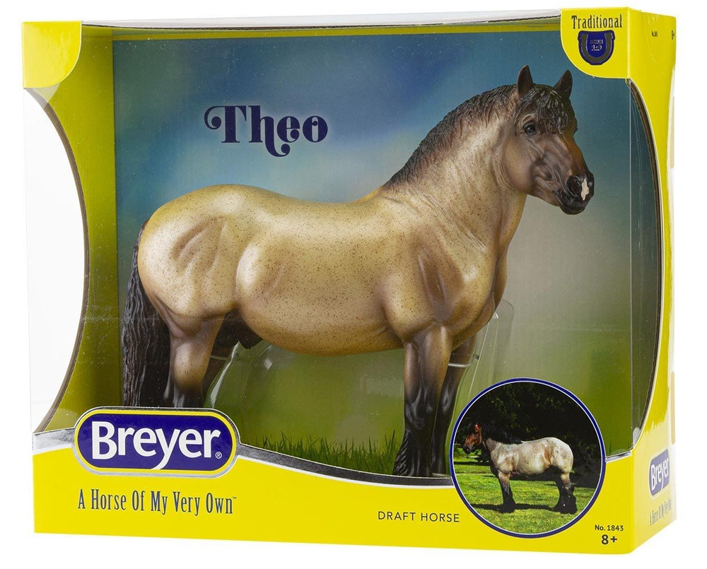 Theo Traditional Breyer Model Horse
