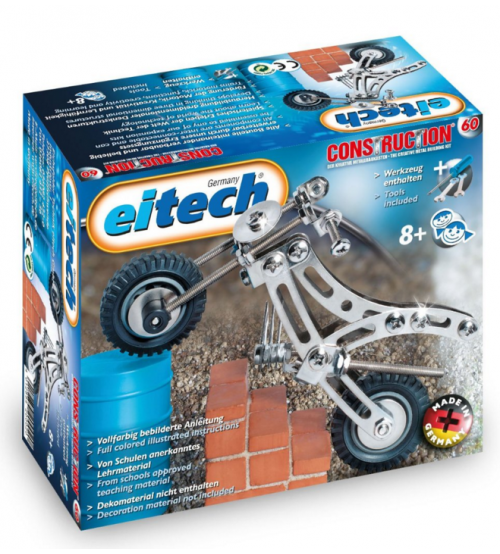 eitech Basic Trail Bike Construction Set