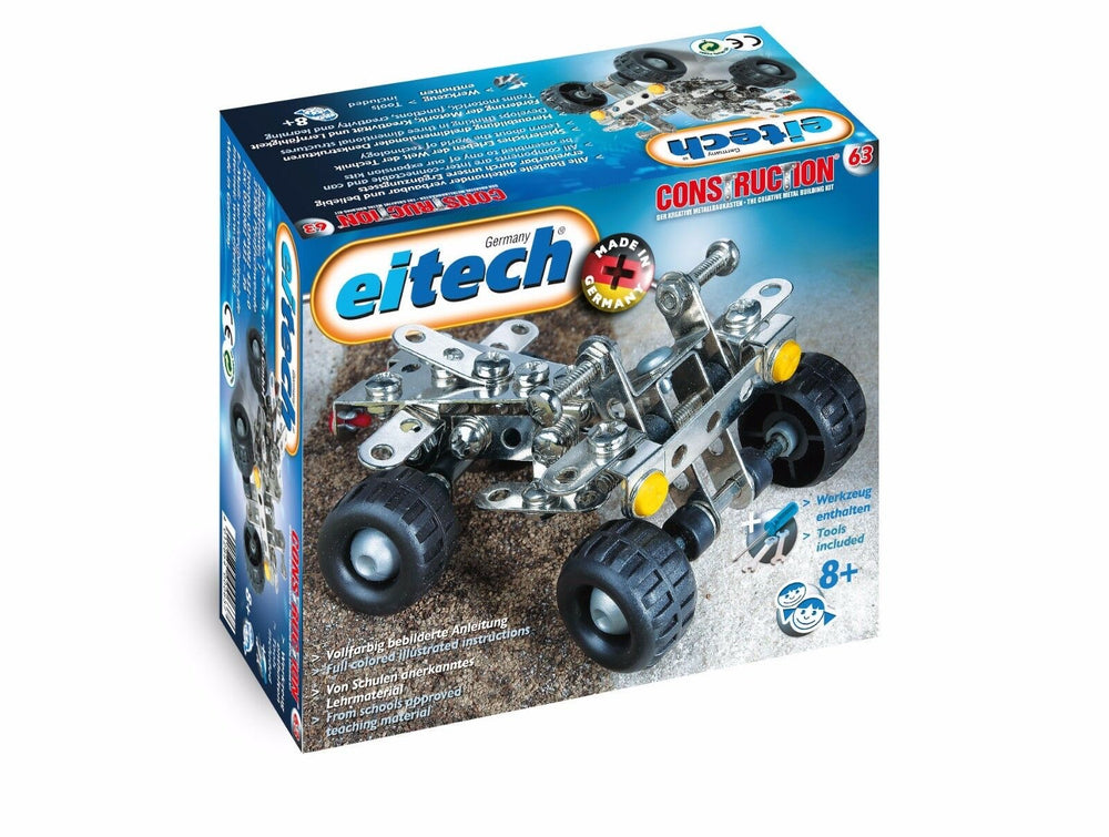 eitech Quad Construction Truck Kit