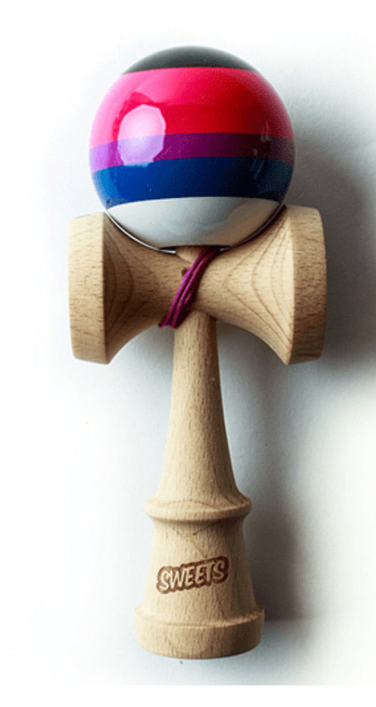 Sweets | 5 Stripe | Slushy Kendama