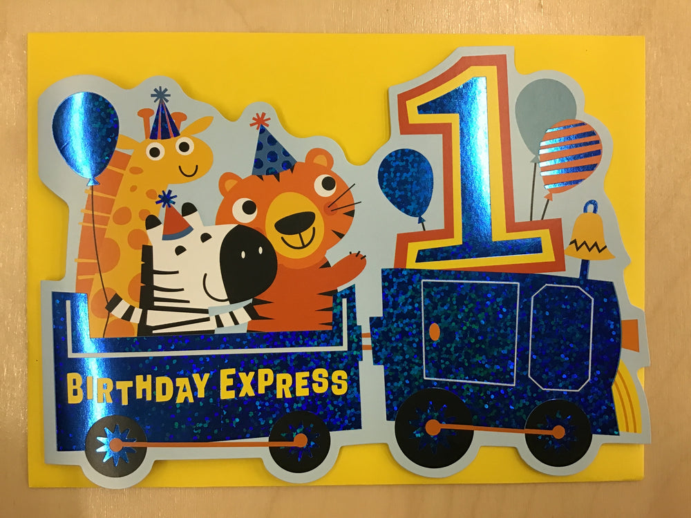 Birthday Express 1st Birthday