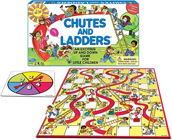 Chutes and Ladders Games
