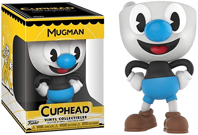 Mugman Funko Vinyl Colletibles