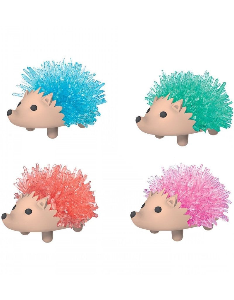 Grow Crystal Hedgehog
