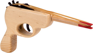 Rubber band blaster Schylling