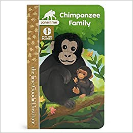 Chimpanzee Family Book