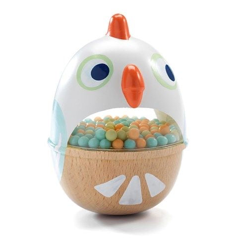 BabyCot Egg Rattle by Djeco
