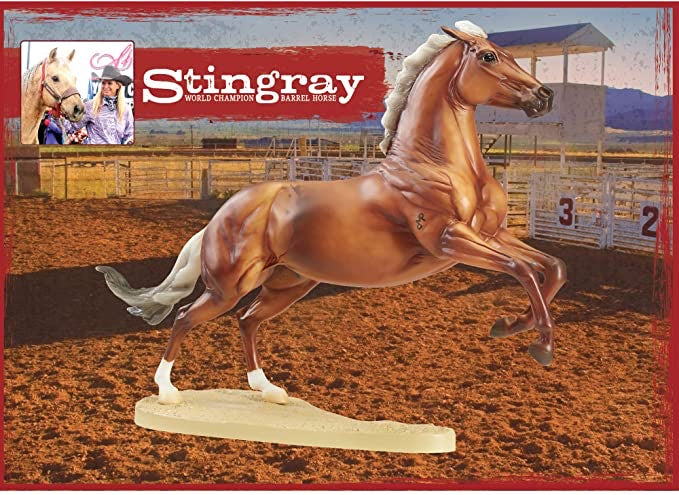 Breyer Stingray