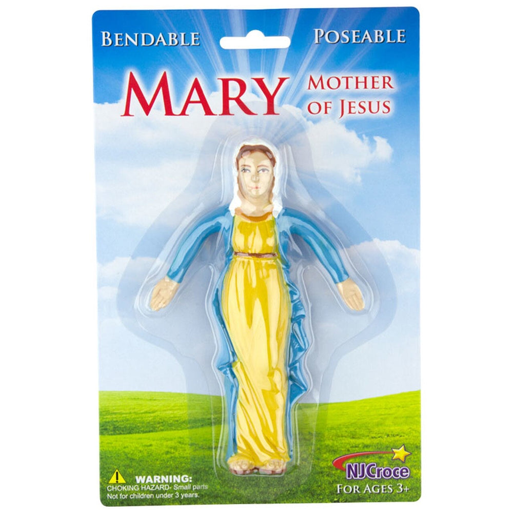Bendable Mary Mother of Jesus