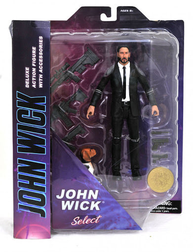 Marvel Tactical John Wick Action Figure