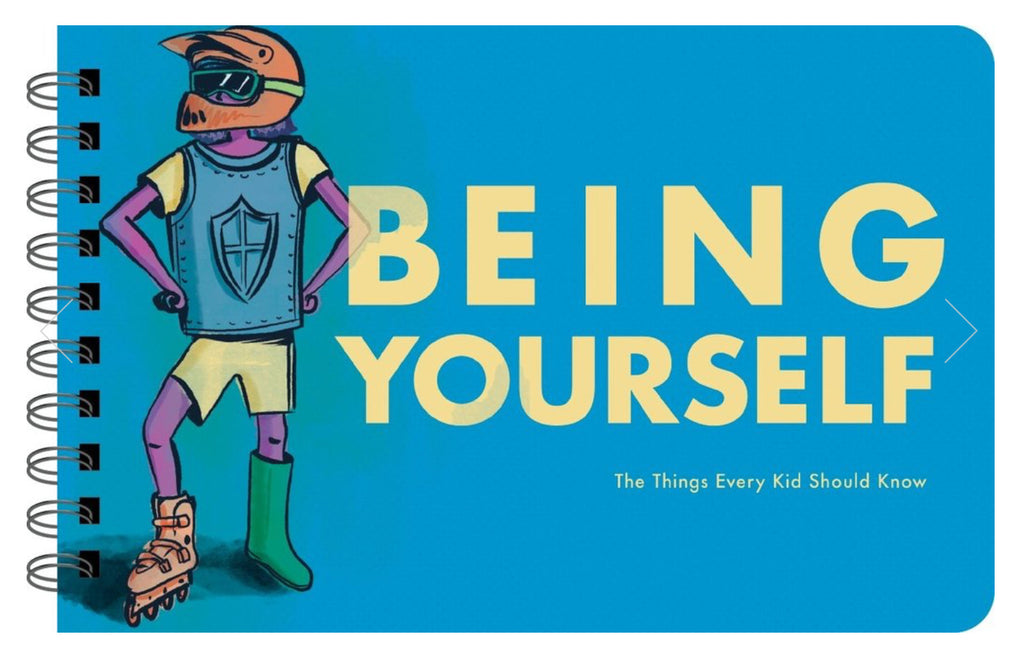BEING YOURSELF - CHILDREN'S BOOK ON BEING YOURSELF