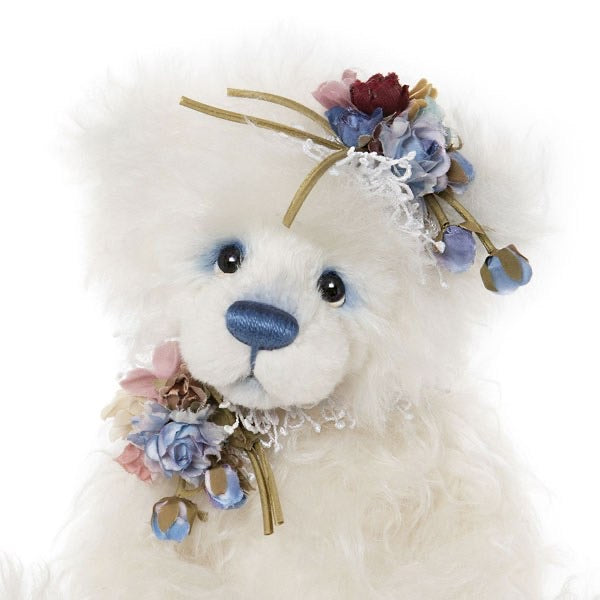 Charlie Mohair Year Bear 2020 – Isabelle Bear Collection