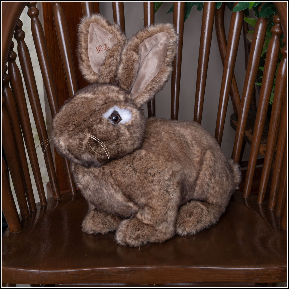 Ditz Large Sitting Rabbit