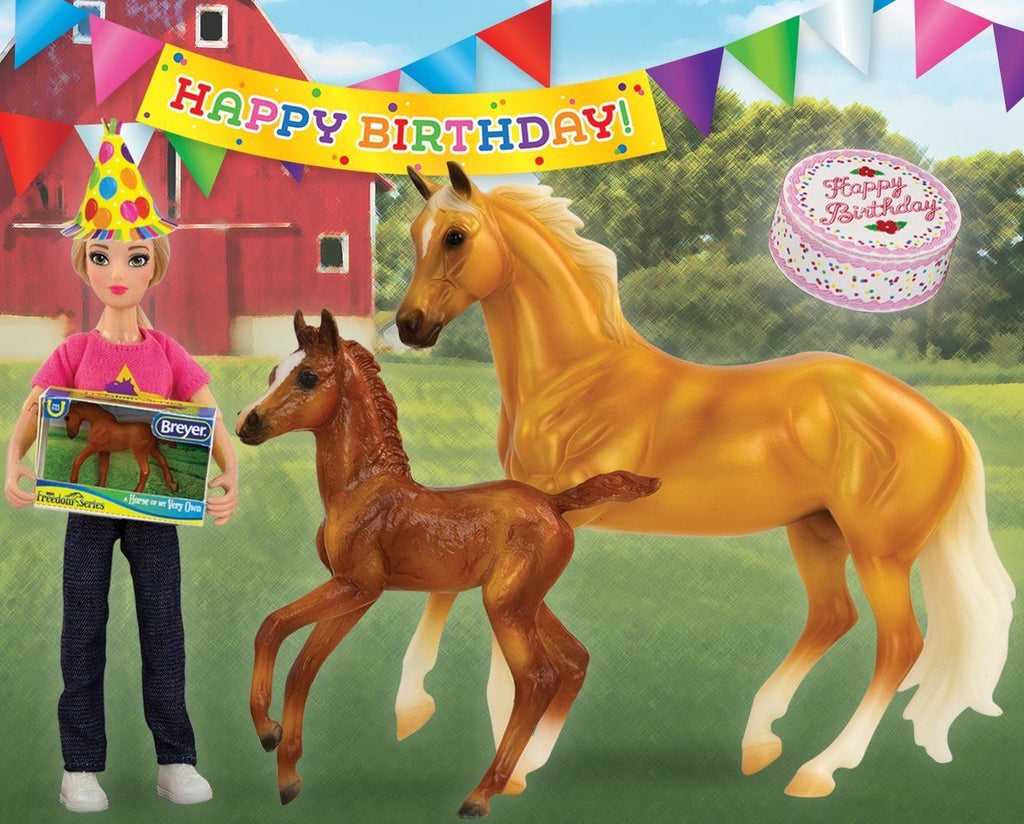 Breyer Birthday at the Barn