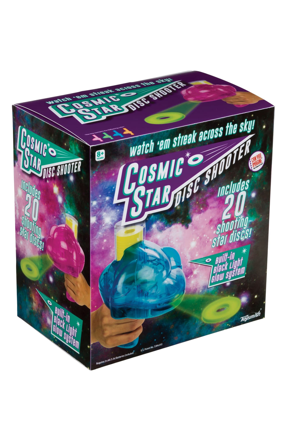 Cosmic Star Disc Shooter