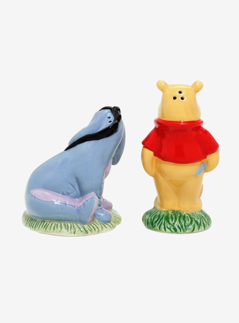 Disney Winnie the Pooh and Eeyore Salt and Pepper Shakers