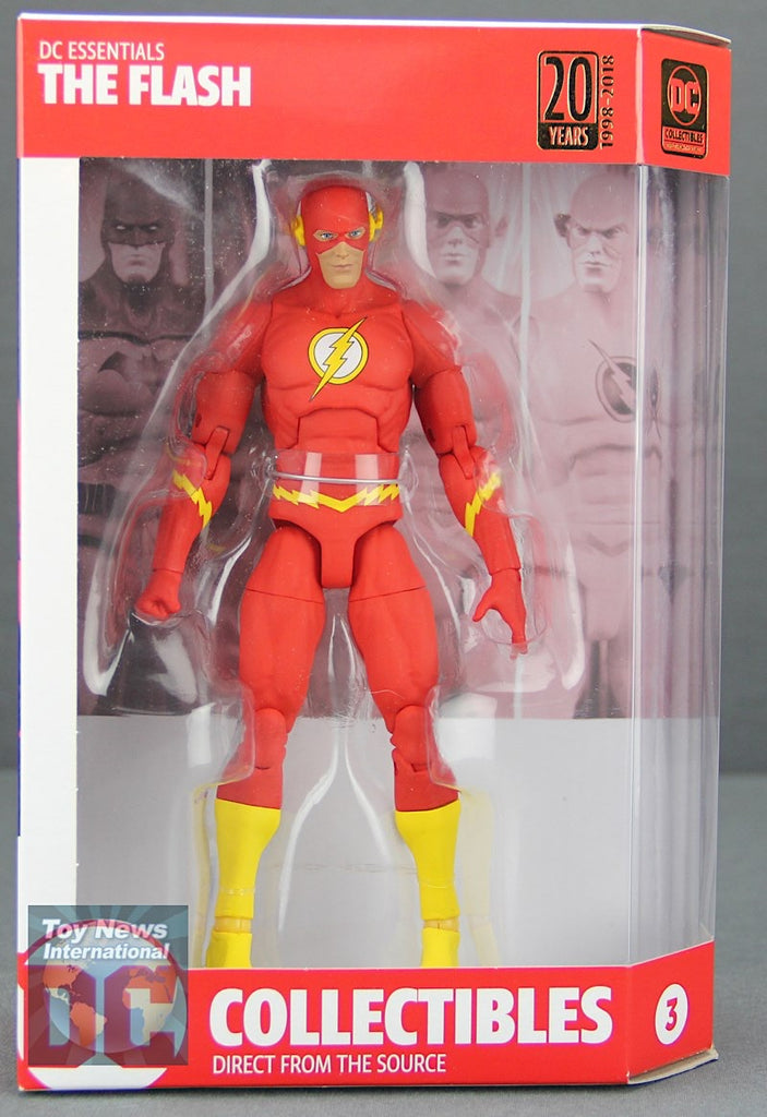 DC Comics The Flash Collectibles