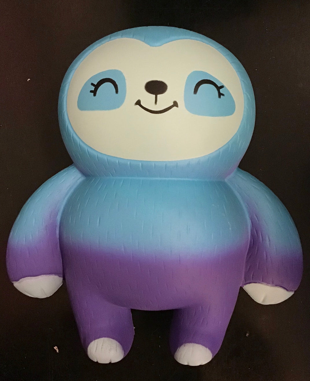 Blue Sloth Squishy