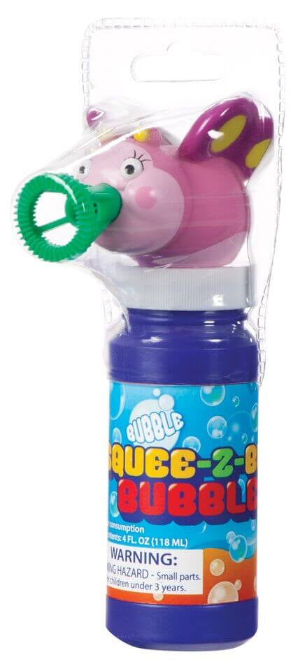 Squee-Z-Bubs Bubbles