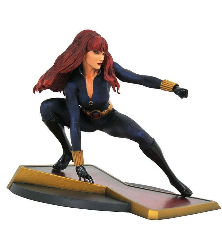 Black Widow PVC Diorama