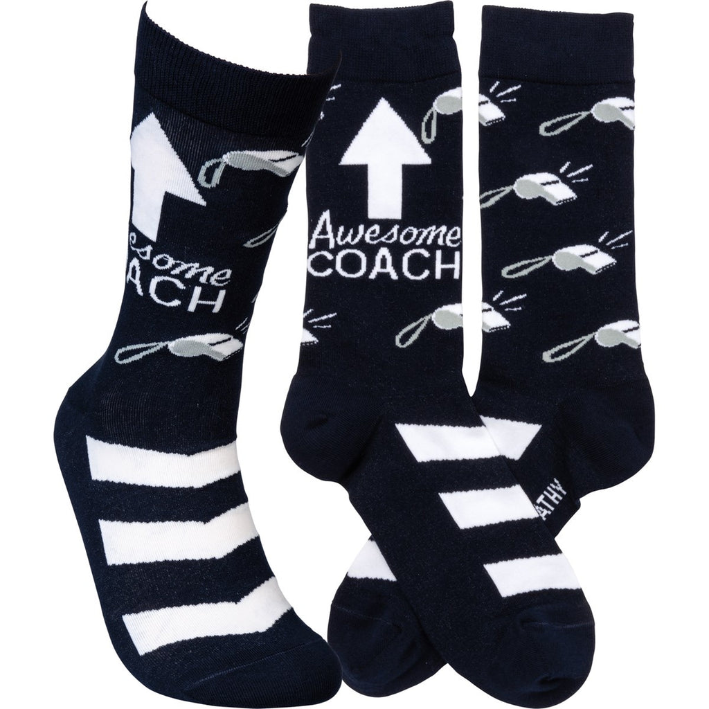Awesome Coach Socks