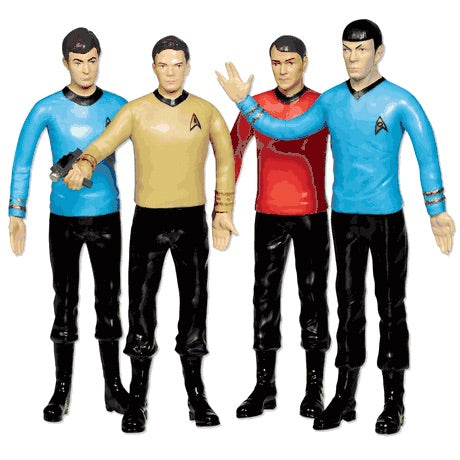 Star Trek Bendable Figures from the Original TV Series