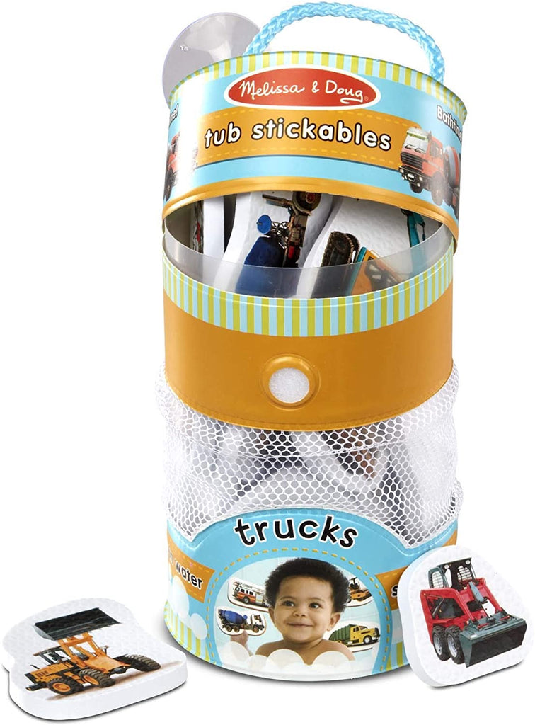 Truck Tub Stickables