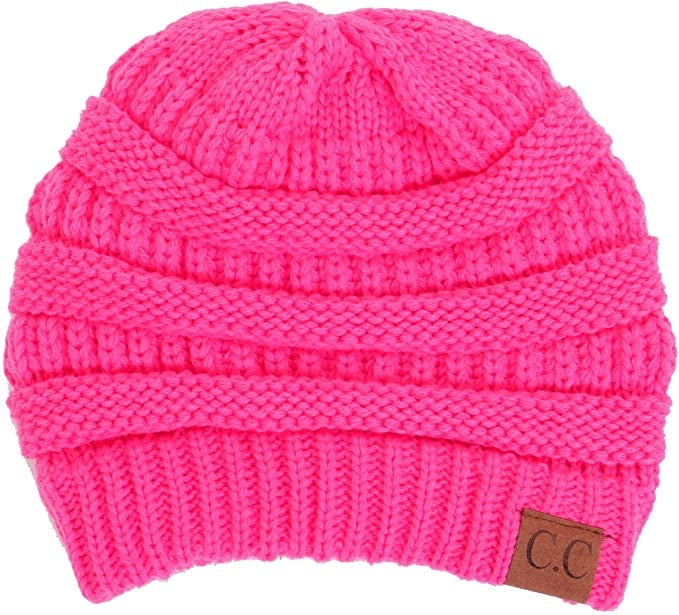 C.C Exclusives Candy Pink Beanie - HH33759