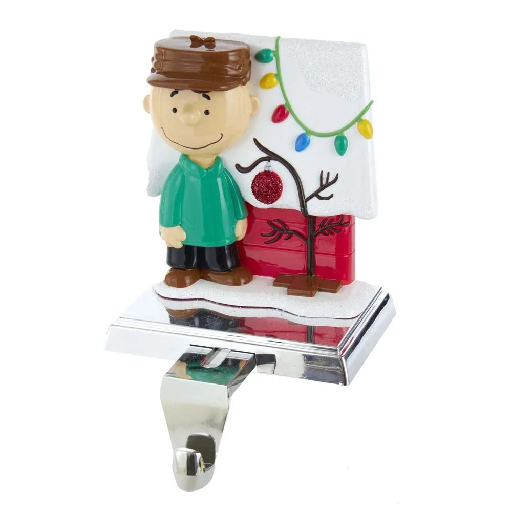 Kurt Adler Peanuts Christmas Stocking Holder
