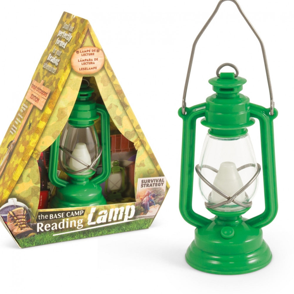 The Base Camp Reading Light