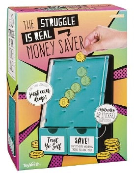 The Struggle is Real Money Saver