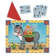 Pin the Tail on the Donkey: Party Game