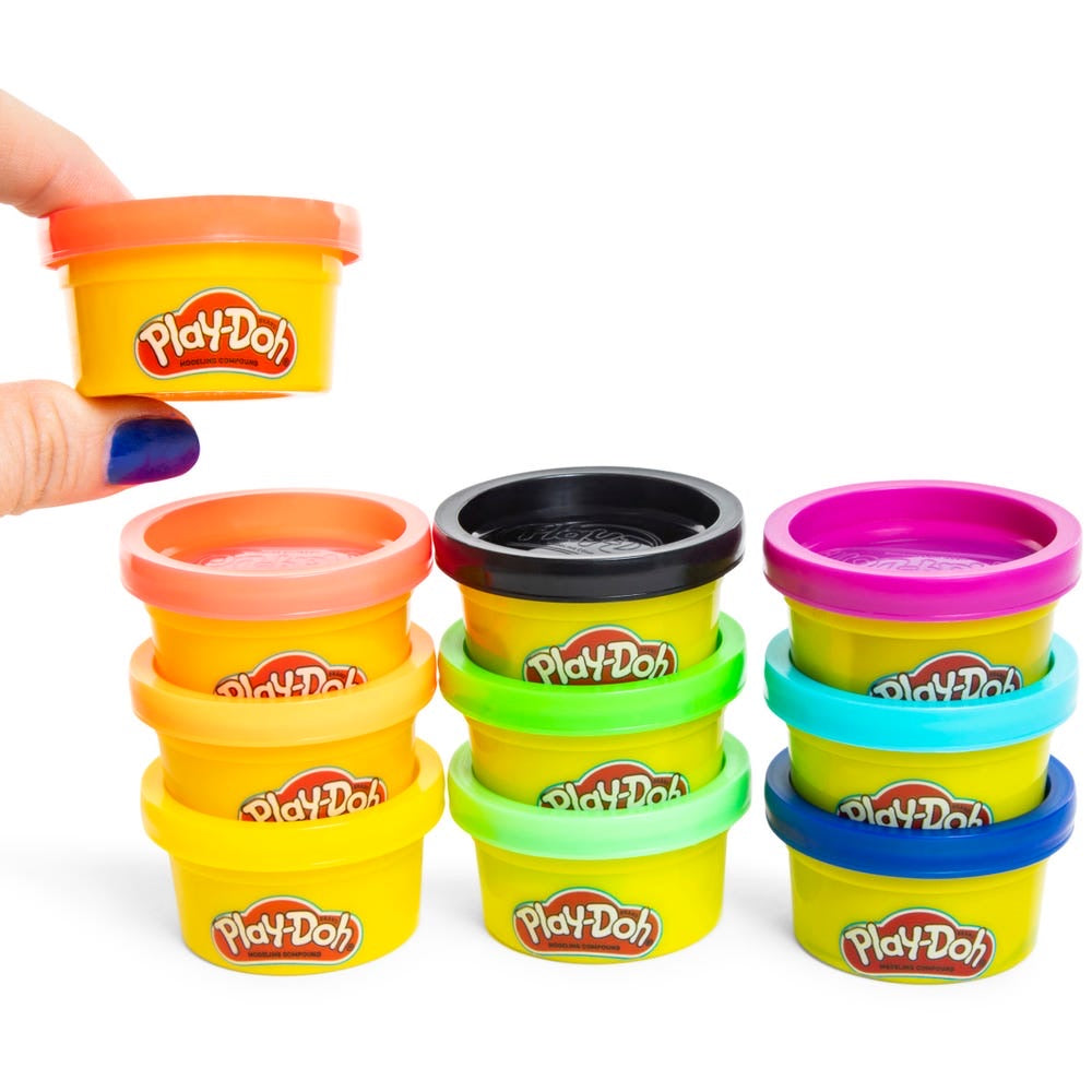 Play-Doh 10-Piece Party Pack