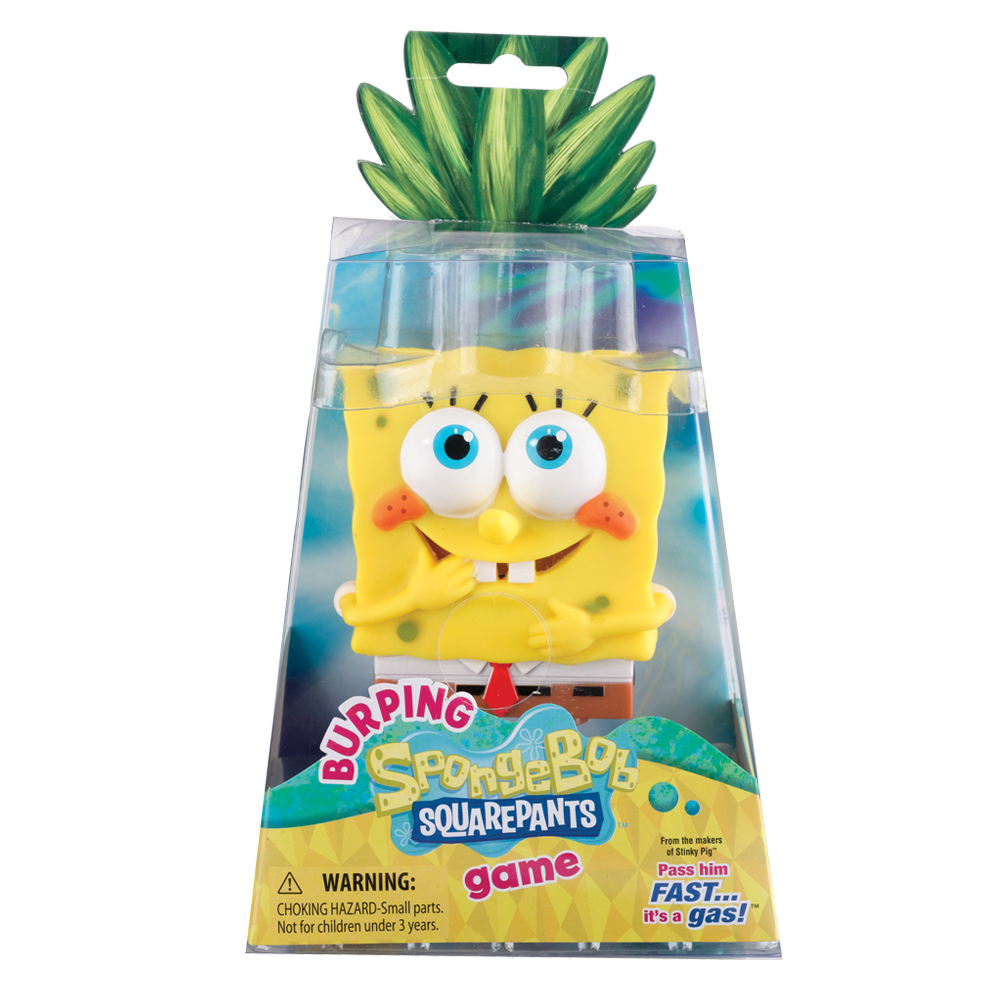 Burping Spongebob game