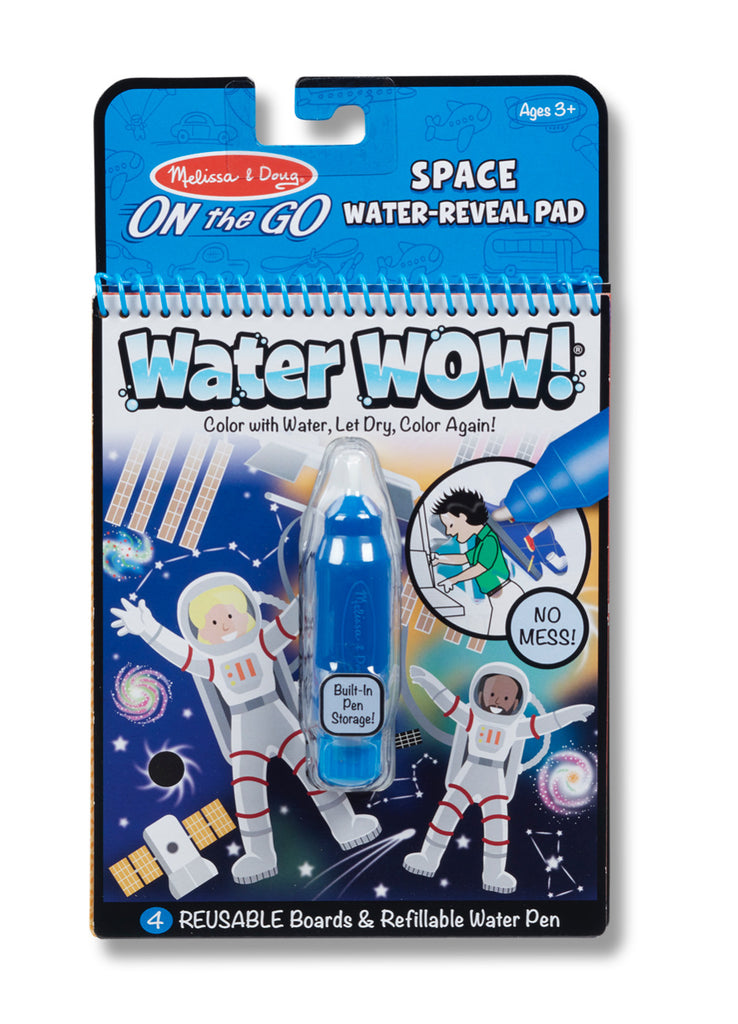 Water Wow! Space Water-Reveal Pad