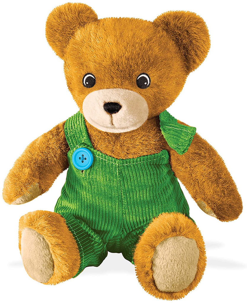 My Friend Corduroy Plush Bear