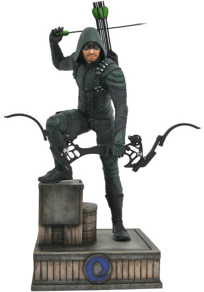 Arrow the television series Oliver Queen Gallery statue