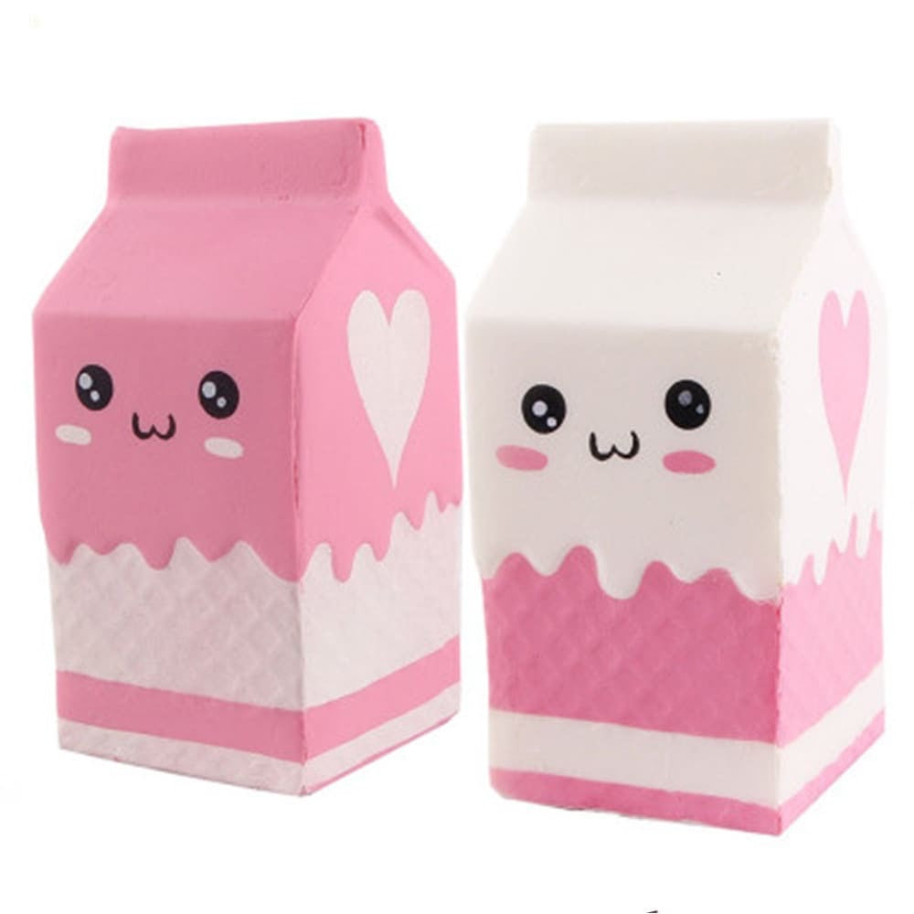 Milk Carton Squishy