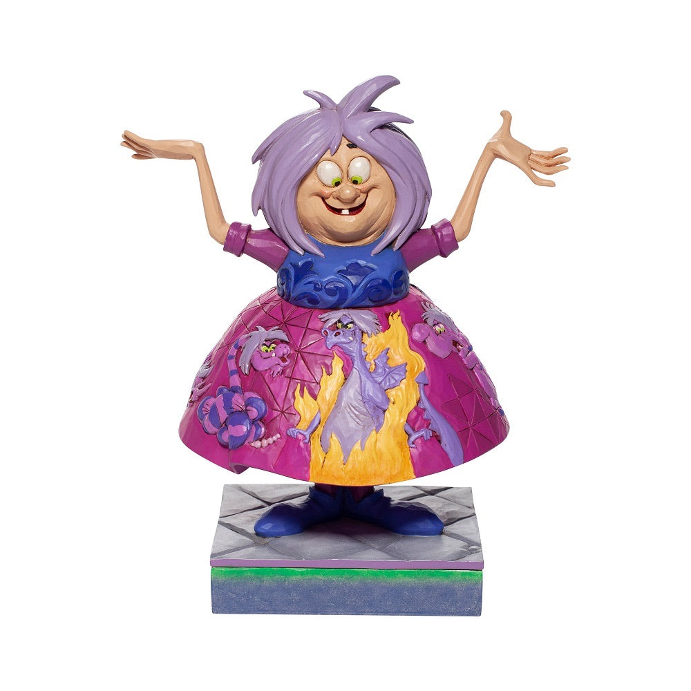 "The Sword in the Stone ""Madcap Metamorphosis"" Figurine"
