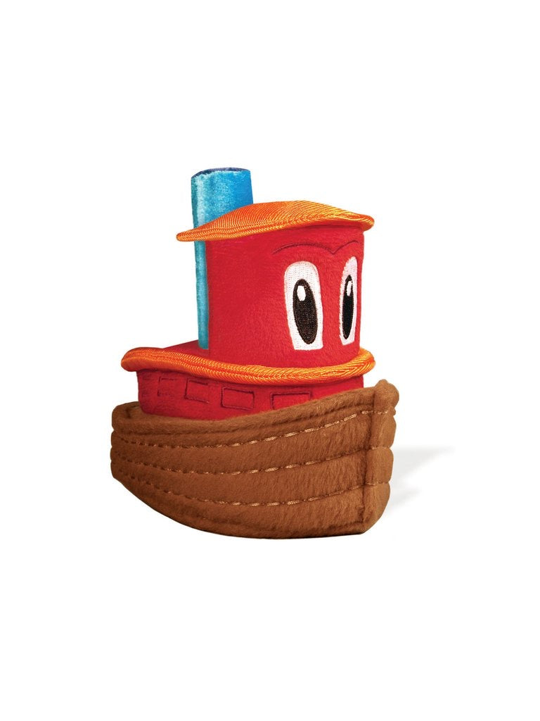 Scuffy the Tugboat Soft Plush
